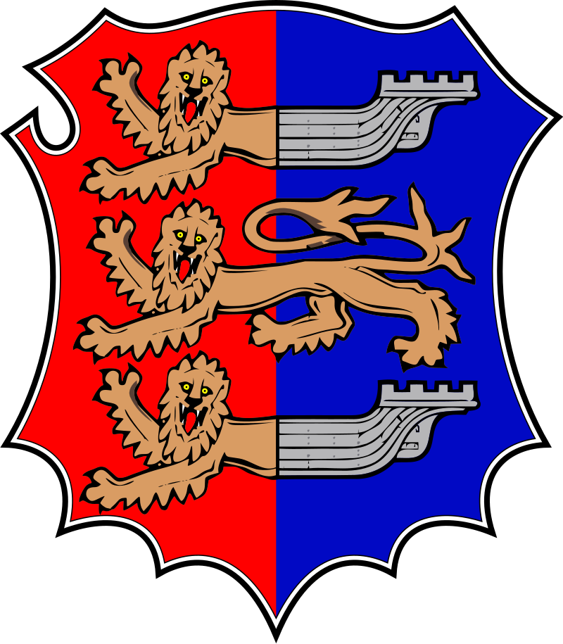 Image of Hastings Coat of Arms